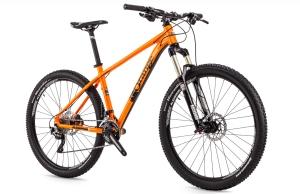 "Orange Clockwork S 27.5"" Hardtail Mountain Bike"