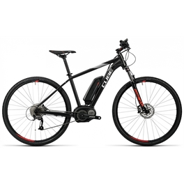 Cube Cross Hybrid Pro Electric bike 2016