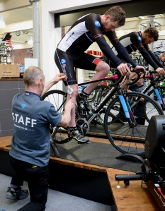Pro Bike Fit at All Terrain Cycles